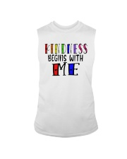 Kindness Begins With Me Shirt Sleeveless Tee thumbnail