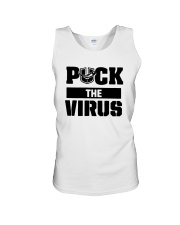 Puck The Virus Shirt Unisex Tank thumbnail
