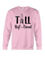 Bottle Tall Best Friend Shirt Crewneck Sweatshirt thumbnail