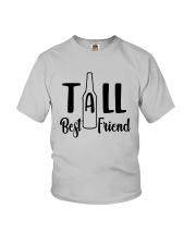 Bottle Tall Best Friend Shirt Youth T-Shirt thumbnail