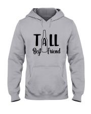 Bottle Tall Best Friend Shirt Hooded Sweatshirt thumbnail