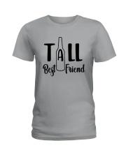 Bottle Tall Best Friend Shirt Ladies T-Shirt thumbnail