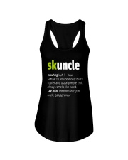 Skunkle Shirt Ladies Flowy Tank thumbnail