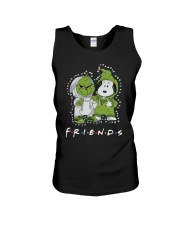Baby Grinch And Snoopy Friends Shirt Unisex Tank thumbnail