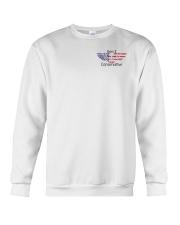 American Flag Gen Z Conservative Shirt Crewneck Sweatshirt thumbnail