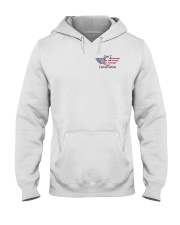 American Flag Gen Z Conservative Shirt Hooded Sweatshirt thumbnail