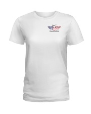 American Flag Gen Z Conservative Shirt Ladies T-Shirt thumbnail