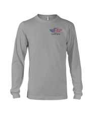 American Flag Gen Z Conservative Shirt Long Sleeve Tee thumbnail