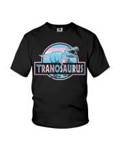LGBT Tranosaurus Shirt Youth T-Shirt thumbnail