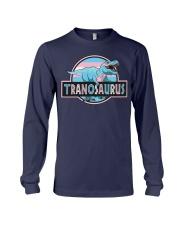LGBT Tranosaurus Shirt Long Sleeve Tee thumbnail