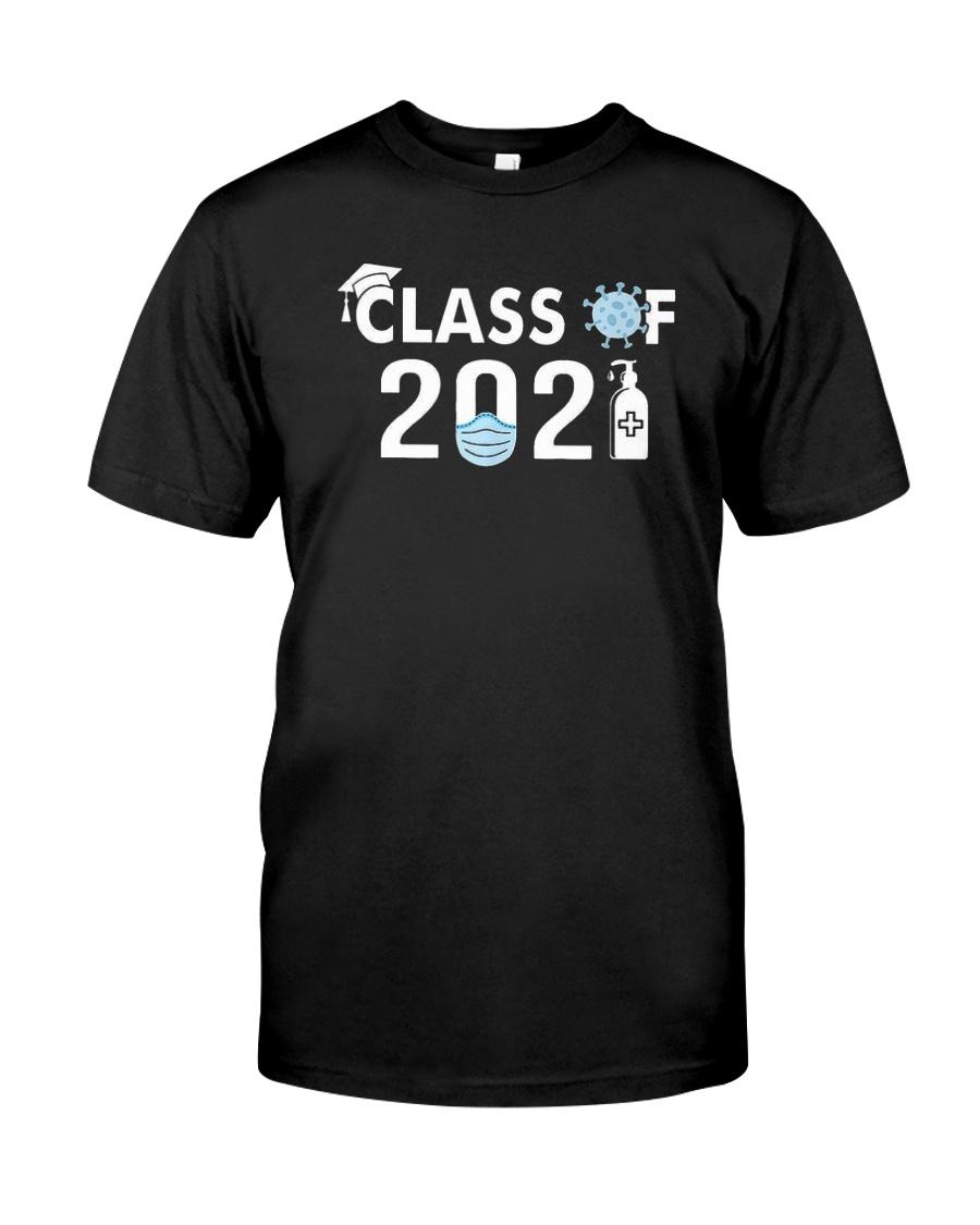 Covid 19 Class Of 2021 Shirt Classic T-Shirt