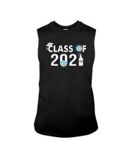 Covid 19 Class Of 2021 Shirt Sleeveless Tee thumbnail