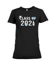 Covid 19 Class Of 2021 Shirt Premium Fit Ladies Tee thumbnail