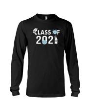 Covid 19 Class Of 2021 Shirt Long Sleeve Tee thumbnail