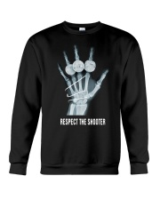 Respect The Shooter Stephen Curry Shirt Crewneck Sweatshirt thumbnail