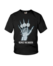 Respect The Shooter Stephen Curry Shirt Youth T-Shirt thumbnail