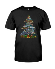 Shark Christmas Tree Shirt Classic T-Shirt front