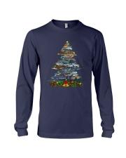 Shark Christmas Tree Shirt Long Sleeve Tee thumbnail