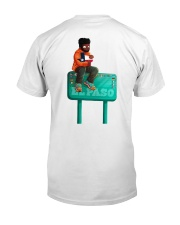 Khalid Forever From The City Of The 915 Shirt Classic T-Shirt back