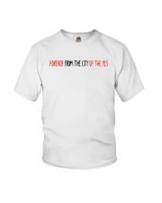 Khalid Forever From The City Of The 915 Shirt Youth T-Shirt thumbnail