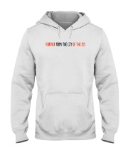 Khalid Forever From The City Of The 915 Shirt Hooded Sweatshirt thumbnail