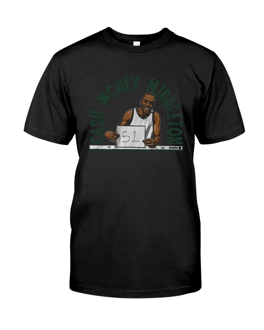 Cash Money Middleton 51 Shirt Classic T-Shirt