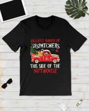 Jolliest Bunch Of Dispatchers This Side Shirt Classic T-Shirt lifestyle-mens-crewneck-front-17