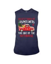 Jolliest Bunch Of Dispatchers This Side Shirt Sleeveless Tee thumbnail