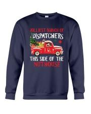 Jolliest Bunch Of Dispatchers This Side Shirt Crewneck Sweatshirt thumbnail