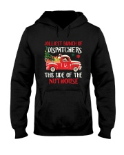 Jolliest Bunch Of Dispatchers This Side Shirt Hooded Sweatshirt thumbnail