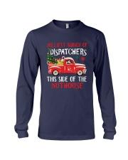 Jolliest Bunch Of Dispatchers This Side Shirt Long Sleeve Tee thumbnail