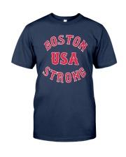 Boston Strong Usa Shirt Classic T-Shirt tile