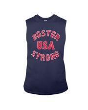 Boston Strong Usa Shirt Sleeveless Tee thumbnail