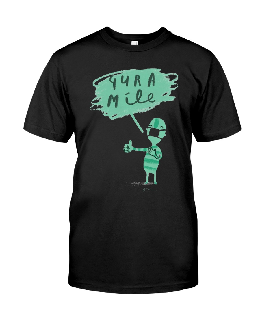 Niall Horan Gura Míle Shirt Classic T-Shirt