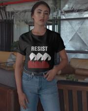 Nuns Resist Shirt Classic T-Shirt apparel-classic-tshirt-lifestyle-05