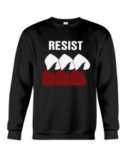 Nuns Resist Shirt Crewneck Sweatshirt thumbnail