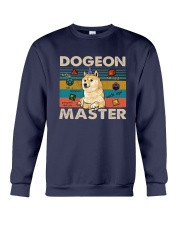 Vintage Shiba Dogeon Master Shirt Crewneck Sweatshirt thumbnail