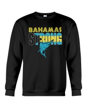 Hurricane Dorian Bahamas Strong Shirt Crewneck Sweatshirt thumbnail