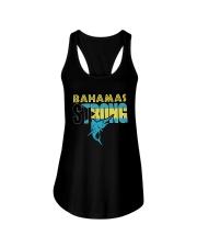 Hurricane Dorian Bahamas Strong Shirt Ladies Flowy Tank thumbnail