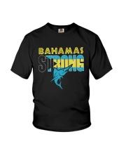 Hurricane Dorian Bahamas Strong Shirt Youth T-Shirt thumbnail