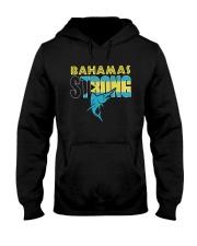 Hurricane Dorian Bahamas Strong Shirt Hooded Sweatshirt thumbnail
