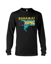 Hurricane Dorian Bahamas Strong Shirt Long Sleeve Tee thumbnail