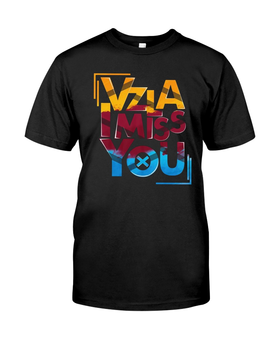 Vzla I Miss You Shirt Classic T-Shirt