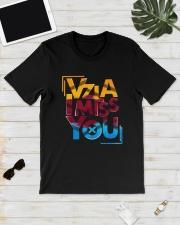 Vzla I Miss You Shirt Classic T-Shirt lifestyle-mens-crewneck-front-17