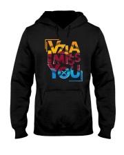 Vzla I Miss You Shirt Hooded Sweatshirt thumbnail