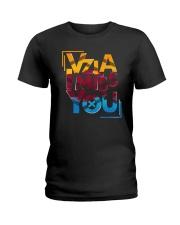 Vzla I Miss You Shirt Ladies T-Shirt thumbnail