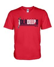 Victor Oladeepo Shirt V-Neck T-Shirt thumbnail