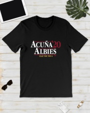 Acuña Albies 20 Play For The A Shirt Classic T-Shirt lifestyle-mens-crewneck-front-17