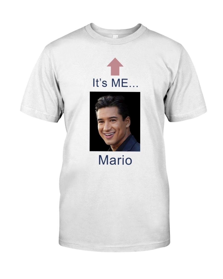 Mario Lopez It's Me Mario Shirt Classic T-Shirt