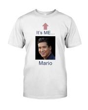 Mario Lopez It's Me Mario Shirt Classic T-Shirt front